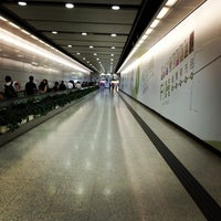 Photo taken at MTR Hong Kong Station by Emmanuel on 6/20/2013