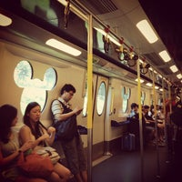 Photo taken at MTR Sunny Bay Station by Emmanuel on 6/20/2013