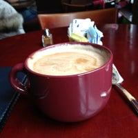 Photo taken at Iguana Café by Gretchen on 2/2/2013