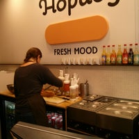 Photo taken at HopDog by Christophe M. on 6/21/2013