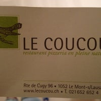 Photo taken at Le Coucou by Franziska S. on 2/7/2013