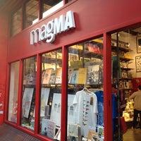 Foto scattata a Magma Books da Alex il 1/23/2014