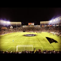 Photo taken at StubHub Center by Moses P. on 9/15/2012