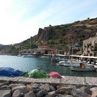 9/16/2012 tarihinde AbdKoseziyaretçi tarafından Assos Antik Liman'de çekilen fotoğraf