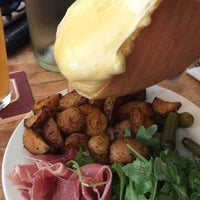 Photo taken at Raclette by Deb on 9/23/2016