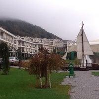 Photo taken at Sarot Termal Vadi by Mustafa A. on 11/10/2012