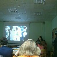 Photo taken at ФБЖ (Факультет безопасности жизнедеятельности) by Katy K. on 11/20/2012