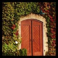 """Photo taken at Beaulieu Vineyards by Nikkol """"Nico"""" B. on 11/18/2012"""