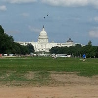 Photo taken at WAKA DC Capital Kickball Fields by Alex L. on 7/24/2013