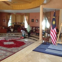 Photo taken at Malaysia Ambassador's Residence by Dean A. on 9/17/2013