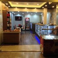 Photo taken at Palmiye pastanesi 1 by Bulut on 5/21/2014