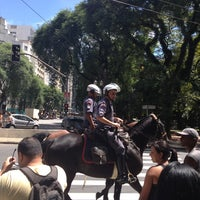 Photo taken at Parada República by Pipo F. on 2/16/2013