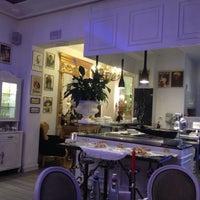 Photo taken at Caffè Dezzutto by Elisa l. on 4/17/2014