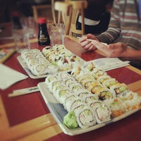 Photo taken at Tako Sushi by Alice O. on 1/29/2013