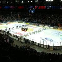 Photo prise au Hallenstadion par Eva le9/29/2012