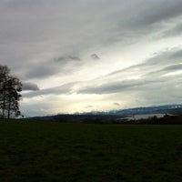 Photo taken at Käferberg Wald by Eva on 2/5/2013