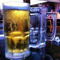 Photo taken at Pluckers Wing Bar by Patrick on 9/16/2012