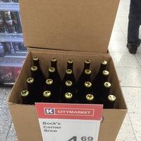 Foto tomada en K-citymarket por Juha Y. el 8/1/2015