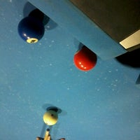 Photo taken at Gaol Billiard Pool & Lounge by Norfo A. on 2/23/2013