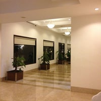 Photo taken at Hotel Green Park by Swaroop on 1/23/2013
