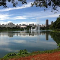 Photo taken at Parque Ibirapuera by Montserrat R. on 6/23/2013