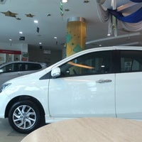Photo taken at Perodua Sales & Service Center by Feeq A. on 8/4/2016