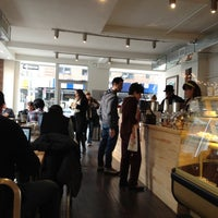 Снимок сделан в Pushcart Coffee пользователем Lexi 12/31/2012