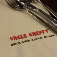 Photo taken at Uncle Cheffy by Thea L. on 7/7/2013
