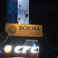 Photo taken at Borma by Akbar M. on 9/1/2017