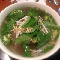 Photo taken at Pho vy by Josh H. on 10/5/2013