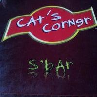 Foto diambil di Cat's Corner oleh Edwine B. pada 10/26/2012