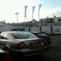 Photo taken at Albert Heijn by Laura B. on 9/14/2012