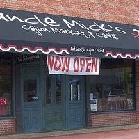 Photo taken at Uncle Mick's Cajun Market & Cafe by Uncle Mick's Cajun Market & Cafe on 9/17/2016