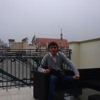 Photo taken at Hotel Rudolfo by Lilia L. on 11/17/2013