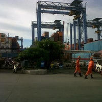 Photo taken at PT Pelindo II by Agung D. on 7/1/2013