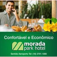 Foto tirada no(a) Morada Park Hotel por Morada Park Hotel em 8/5/2015
