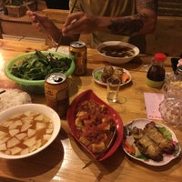 Photo taken at Bun Cha Ta by Natalie C. on 8/15/2017