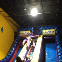 Photo taken at Pump It Up by Craig on 12/15/2012