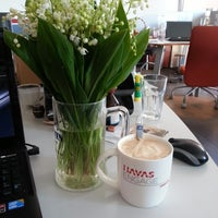 Photo taken at HAVAS ENGAGE UKRAINE by Irina M. on 5/14/2014