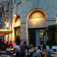 Photo taken at Yguana Café by Davide M. on 10/6/2012