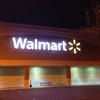 Photo taken at Walmart Supercenter by JohnnyAbsinthe on 3/18/2013