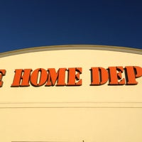 Photo taken at The Home Depot by JohnnyAbsinthe on 11/25/2012