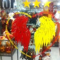 Photo taken at Galatasaray Store by Çetin G. on 3/30/2013
