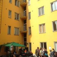 Photo taken at Sounds Like a BURGER! by Milja F. on 8/18/2013