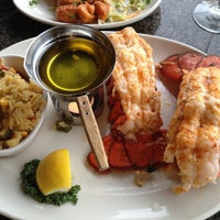 Photo taken at Connors Steak & Seafood by Robb on 5/2/2013
