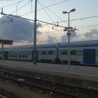 Photo taken at Stazione Reggio Calabria Centrale by Алёна Б. on 10/30/2013