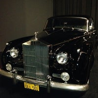Photo taken at Elvis Presley Automobile Museum by Susie B. on 11/13/2013