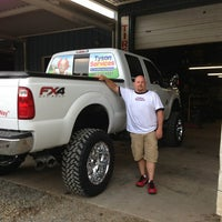 Photo taken at Galloway's 4WD Center by Tyson Man on 7/25/2013