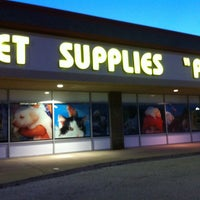 Photo taken at Pet Supplies Plus by Sherry on 7/23/2013