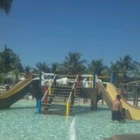 Photo taken at Nautico Praia Clube by Helio N. on 12/26/2012